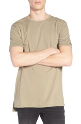 Zanerobe Men's Flintlock Longline T Shirt