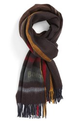 Men's Barbour 'Bragar' Wool And Cashmere Scarf