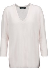 Magaschoni Cashmere Sweater Off White