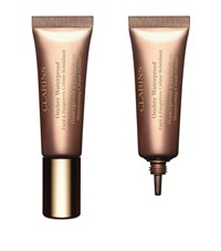 Clarins Waterproof Cream Eyeshadow Female Golden Peach