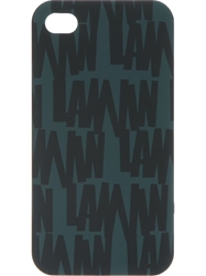 Lanvin Logo Iphone Case Green