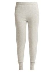Allude Cashmere Leggings Light Grey