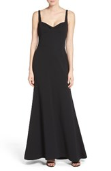 Vera Wang Women's Body Con Gown