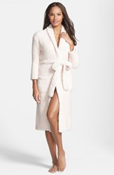 Women's Barefoot Dreams Cozychic Robe Pink