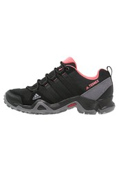 Adidas Performance Terrex Ax2r Walking Shoes Core Black Core Black Tactile Pink