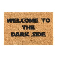 Artsy Doormats Dark Side Door Mat