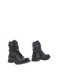 Coolway Ankle Boots Steel Grey