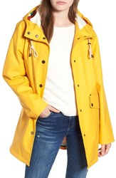 Pendleton Astoria Rain Jacket Yellow