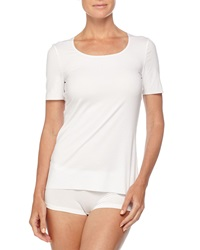 Wolford Pure Short Sleeve Shirt