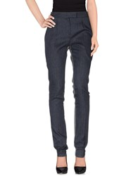 Christian Dior Dior Trousers Casual Trousers Women Slate Blue