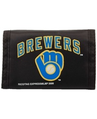 Rico Industries Milwaukee Brewers Nylon Wallet Team Color
