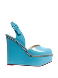 Charlotte Olympia Mandy Wedge Sandals