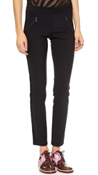 Rebecca Taylor Ava Techy Pants Black