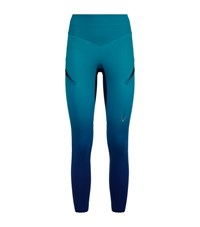 Lucas Hugh Rebel 7 8 Leggings Female Blue