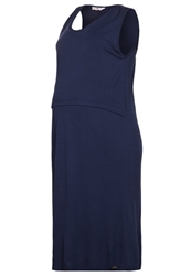 Bellybutton Zofia Jersey Dress Dark Blue