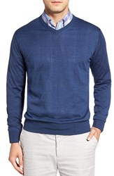 Peter Millar Men's Wool And Silk Sweater