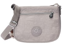 Kipling Attyson Slate Grey Cross Body Handbags Multi