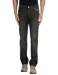Carlo Chionna Casual Pants Dark Green
