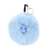 Shrimps Benny Faux Fur Charm Blue