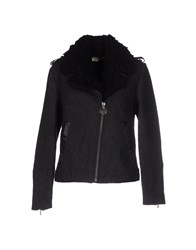 Eleven Paris Coats And Jackets Jackets Women Steel Grey