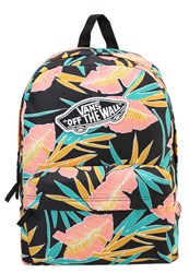 Vans Realm Rucksack Black Multicoloured