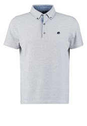 Banana Republic Feeder Polo Shirt White
