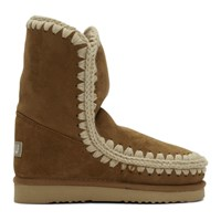 Mou Brown 24 Mid Calf Boots