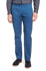 Ted Baker London Procor Slim Fit Chino Pants Navy