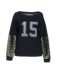 Maison Scotch Sweatshirts Black