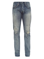 Ag Jeans The Matchbox Mid Rise Relaxed Fit Jeans Mid Blue