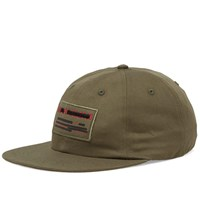 Mhi Maharishi Redacted Miltype 6 Panel Cap Green