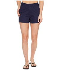 United By Blue Roan Shorts Navy Women's Shorts