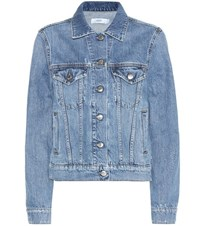 Closed Cotton Denim Jacket Blue