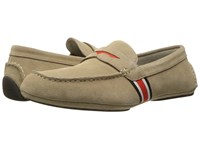 Paul Smith Ps Ride Driver Sand Men's Slip On Shoes Beige