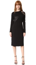Jason Wu Cocktail Dress Black