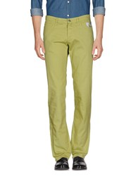 Ice Iceberg Casual Pants Acid Green