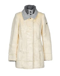 Swiss Chriss Coats And Jackets Faux Furs