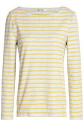 Petit Bateau Long Sleeved Yellow