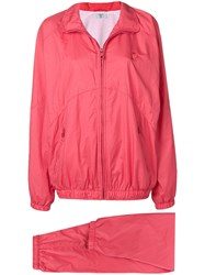 Valentino Vintage Track Suit Pink And Purple