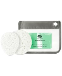 Origins Face And Eye Cleansing Sponge No Color