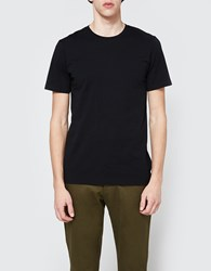 Wings Horns Original T Shirt In Black