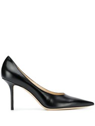 Jimmy Choo Ava 100 Pumps Black