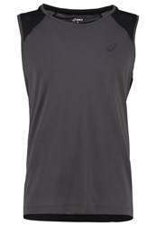 Asics Race Vest Dark Grey
