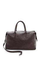 Christopher Kon Ellena Xl Overnight Bag Brown