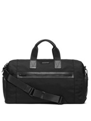 Michael Kors Ballistic Nylon Gym Bag Black