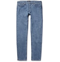 A.P.C. Petit New Standard Washed Denim Jeans Mid Denim