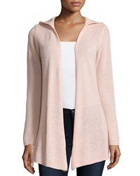 Minnie Rose Cashmere Hooded Cardigan Hampton Ro