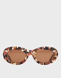 Sun Buddies Courtney Sunglasses In Himalayan Salt