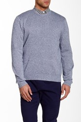 Vanishing Elephant Dash Classic Crew Knit Pullover Multi