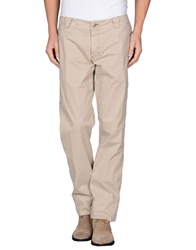 9.2 By Carlo Chionna Trousers Casual Trousers Men Sand